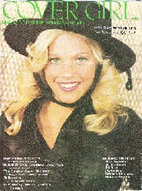 Magazine cover featuring Tammy Lynn Leppert
